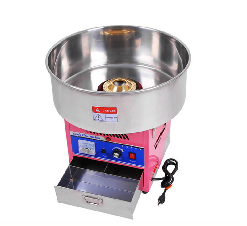 HTB1k1ugPwHqK1RjSZFEq6AGMXXaE - Free shipping smaller table cotton candy machine small machine make big business cotton floss machine