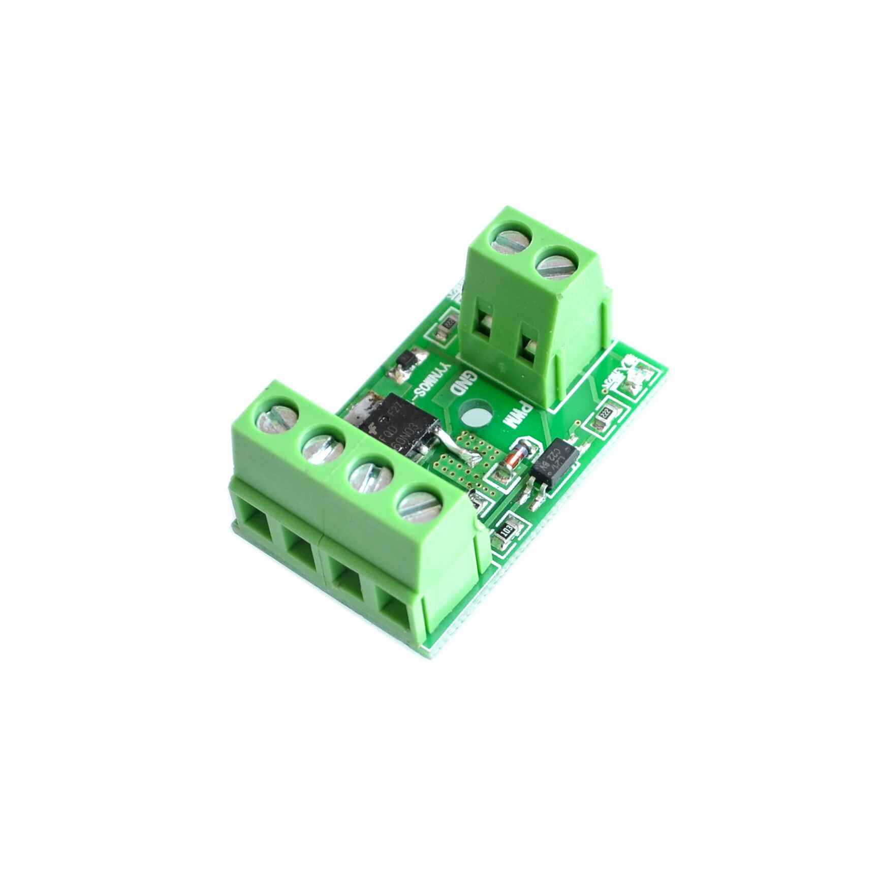 Mosfet mosフォトカプラ絶縁ドライバモジュール電界効果トランジスタトリガスイッチpwm制御ボード3-20v
