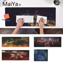 Maiya cs go игры прочный резиновый коврик для мыши игровой коврик Мышь Pad xxl стол для ноутбука, Тетрадь коврик для мыши для dota2 lol