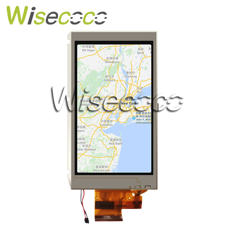 Creative Lq040t7ub01 For Garmin Montana 600 650 650t Gps With Touch Panel Lcd Display With Touch Screen Digitizer