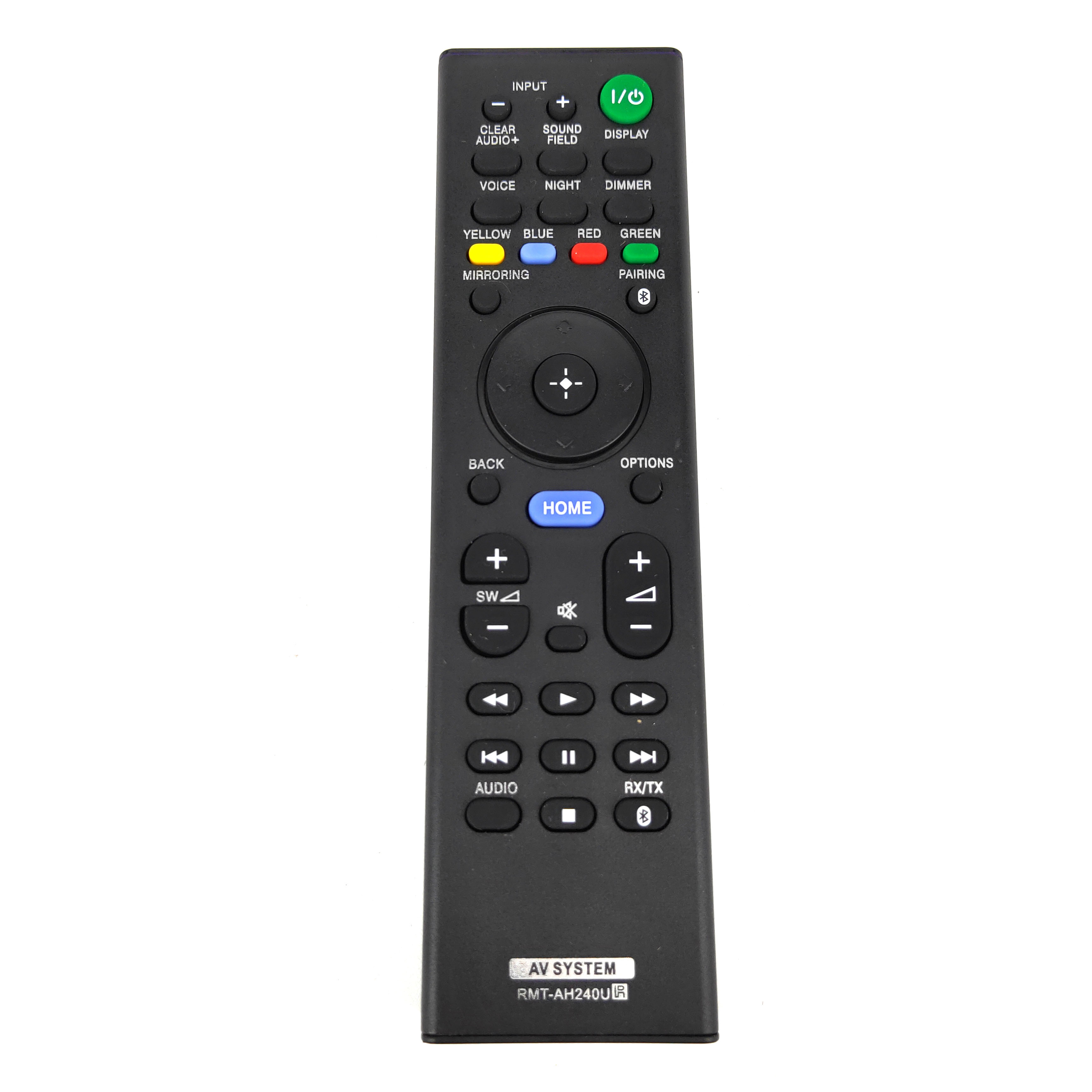 NEW RMT-AH240U Replacement for SONY AV System Remote control for HT-CT790 HT-NT5 HT-XT2 SA-CT790 Fernbedienung
