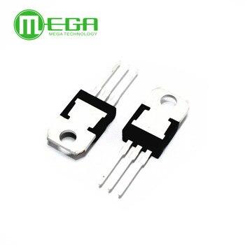 100 Uds L7805CV L7806 L7808 L7812-220 L7805 LM7805 7805 reguladores de voltaje positivo-
