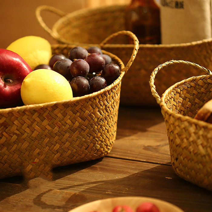 Natural Basket 4