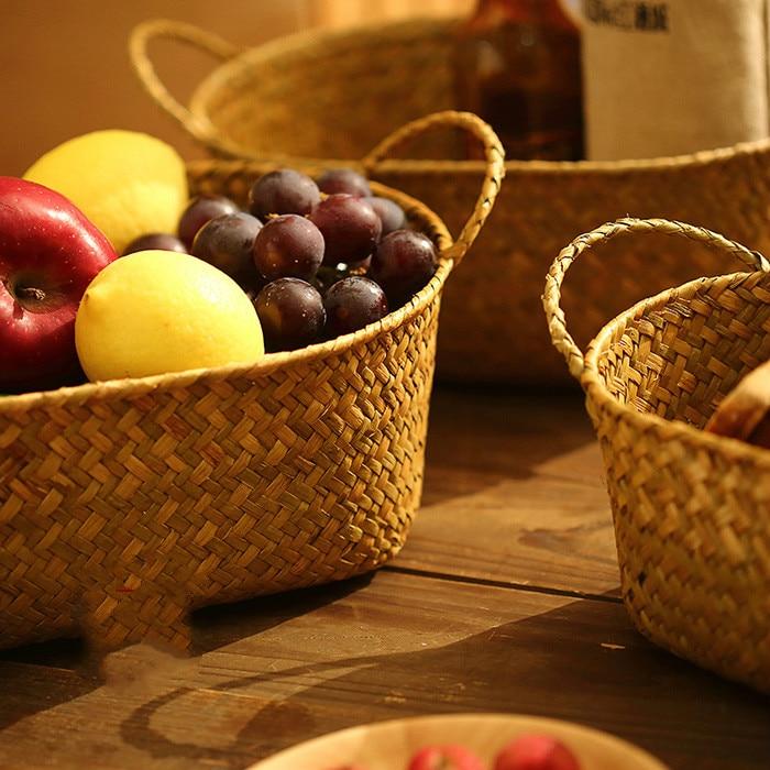 Natural Basket 4