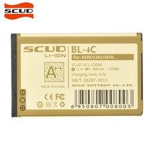 2017 New Original SCUD Phone Battery For Nokia BL-4C
