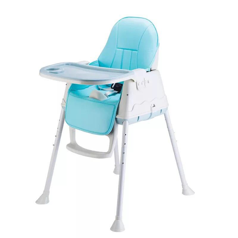 Baby Feeding High Chair For Children Feeding Chairs Portable Adjustable Baby Eat Dining Chair Plastic Baby Safety Table Chairs