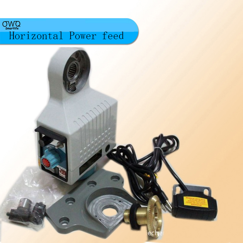 Best Price SPF-500X Horizontal Power feed auto Power table Feed for milling/drill machine power feeder 1pc  цены