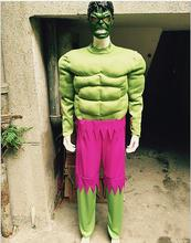 With adult muscular Superman Iron Man, Batman, Captain America, Spider-Man 2, Thor Science fiction superhero muscle suit