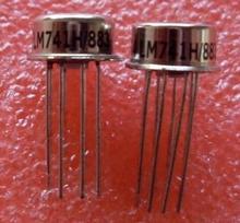 цена на 10pcs/lot LM741H LM741 CAN Operational Amplifier new stock ic