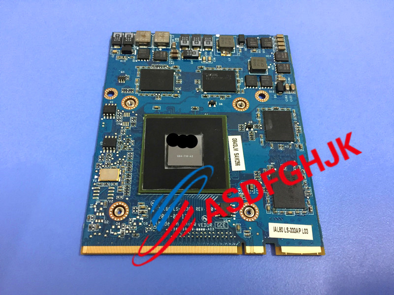 цены Original stock FOR HP 8710W Graphics board Quadro NVS 320M 450484-001 ls-333ap 100% work perfectly