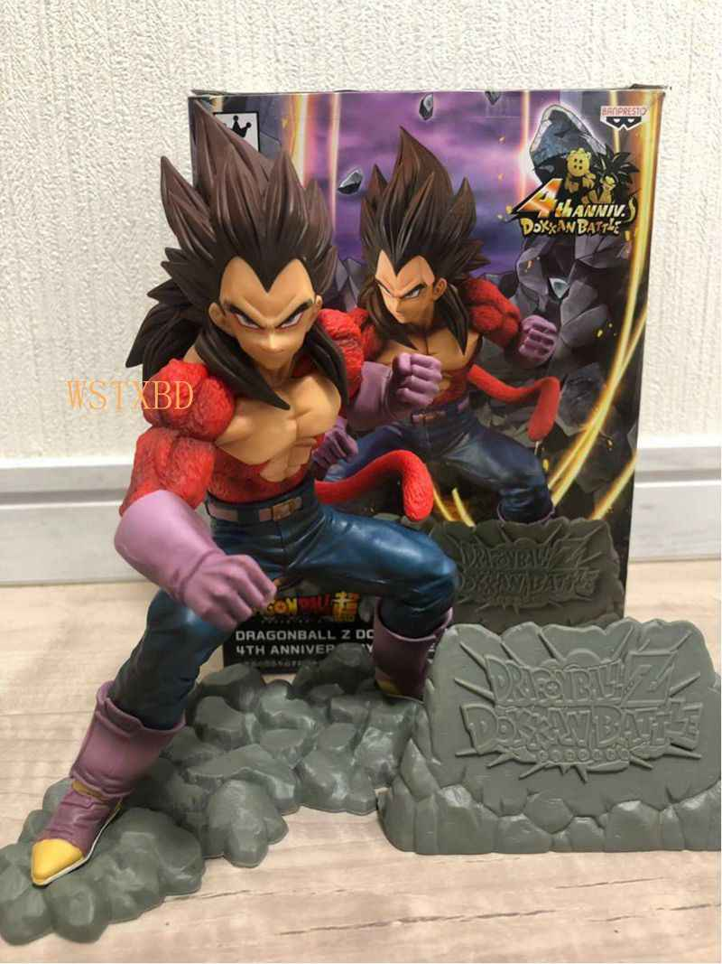 WSTXBD BANPRESTO Original Dragon Ball GT DBZ Dokkan Battle