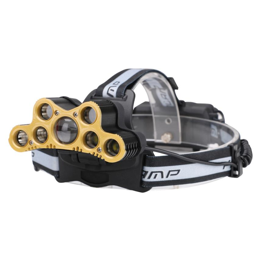 Rechargeable Bicycle XML T6 LED Front Bike Led Headlamp Headlight 18650 New