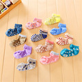 3 Pairs/Lot Spring, Summer, Autumn Day Baby Socks Cotton Children Baby Socks Non-Slip Floor Socks Thin Cotton StockingsTCL9010