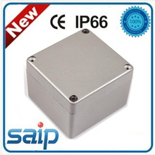 FA18 80*76*57 waterproof box cast Aluminium Junction box Outdoor Meter Box Control Switch Box