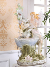 water fountain feng shui ornaments creative home decorations living room opening gifts humidifier tank does not contain a base цена в Москве и Питере