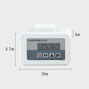 Image 2 - Dispositif darrosage automatique goutte à goutte Intelligent à lénergie solaire 2 en 1, système dirrigation goutte à goutte de plantes en pot, jardin et maison