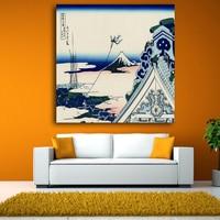 有名な日本浮世絵三