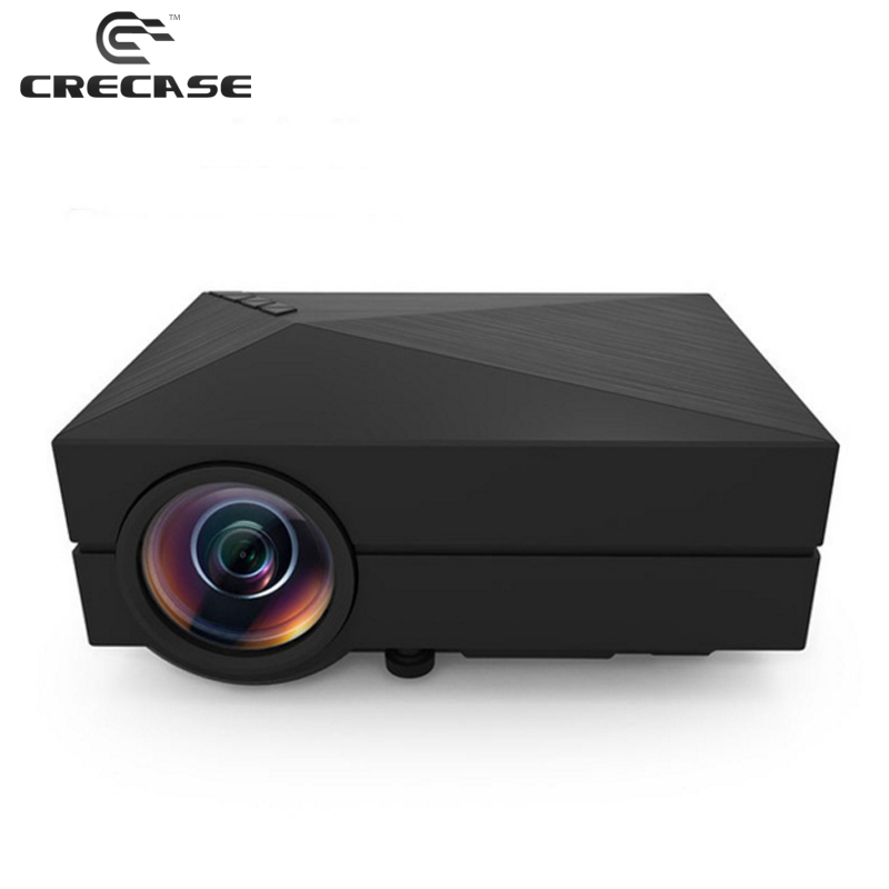 Buy newest mini portable 1000lm led for Mini portable video projector