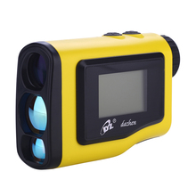 Rangefinder 600m LCD height measure angle laser distance device digital level measuring instrument area circle rectangular 650 Y