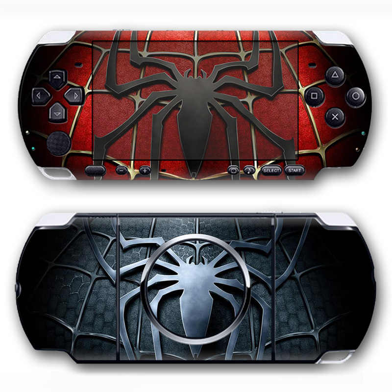 Free drop shipping 2018 cool vinyl decal protactive skin sticker for Sony PSP 3000 #TN-PP3000-5104