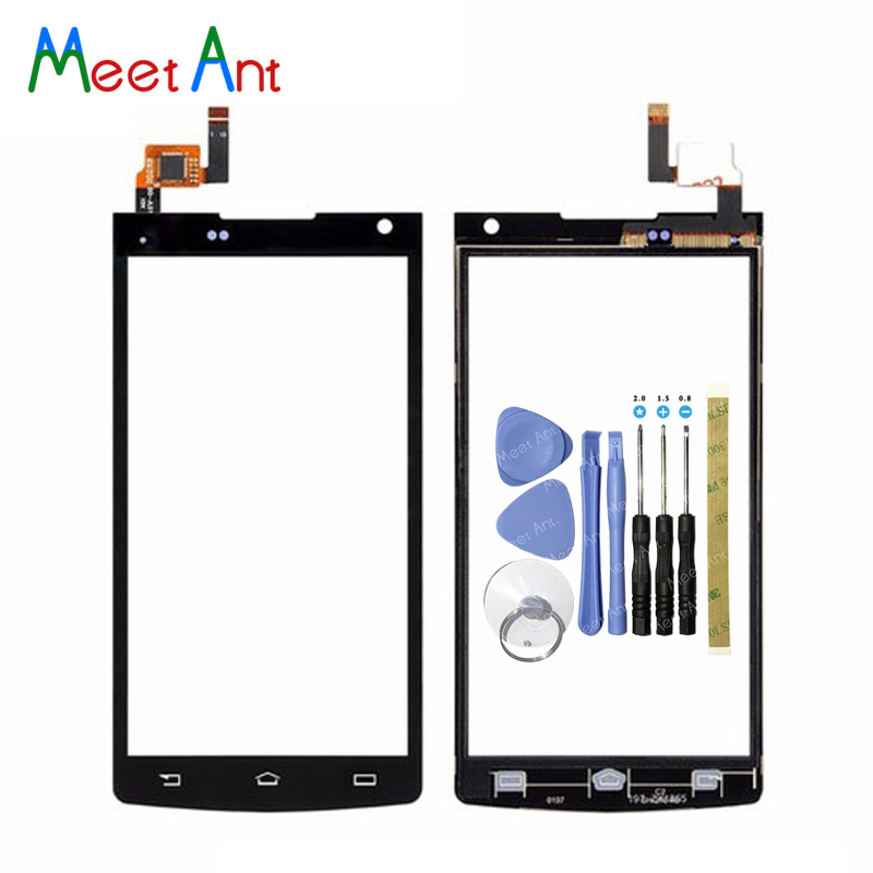 Replacement High Quality 4.5 For Philips Xenium S388 388 Touch Screen Digitizer Sensor Outer Glass Lens Panel