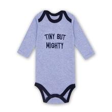 Купить с кэшбэком 1 pcs/lot Baby Bodysuit Newborn Cotton Body Baby Cartoon Long Sleeve Underwear Infant Girls Clothes Baby's Sets 100% Cotton