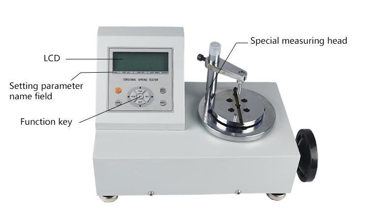 Цифровой торсионная пружина тестер(ANH-2) 2N. m