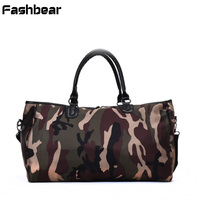 Sport Bag Men Women Training Gym Bag Waterproof Shoulder Travel Bag Camouflage Tote Bag Outdoor Basketball