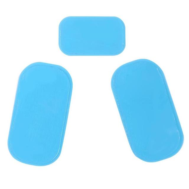 1/2 Set Replacement Gel Pads For EMS Trainer Weight Loss Abdominal Muscle Stimulator Exerciser Replacement Massage Gel 1