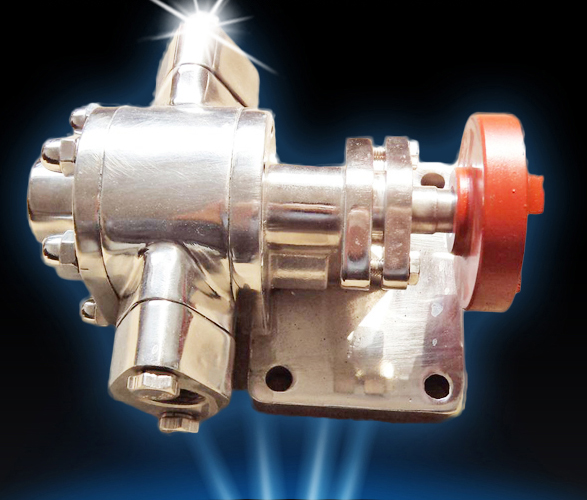 KCB 18.3 food grade oil pump sanitary Honey pump(Stainless steel 316 only pump, no engine)