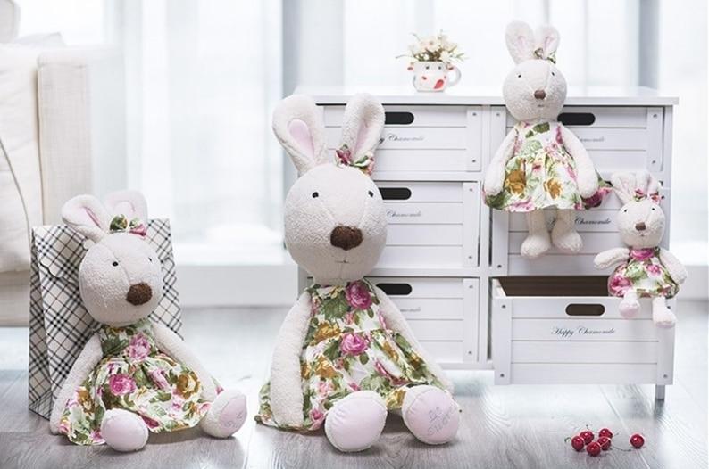Le sucre Peluche de conejo de juguete para niños suaves animales de ...