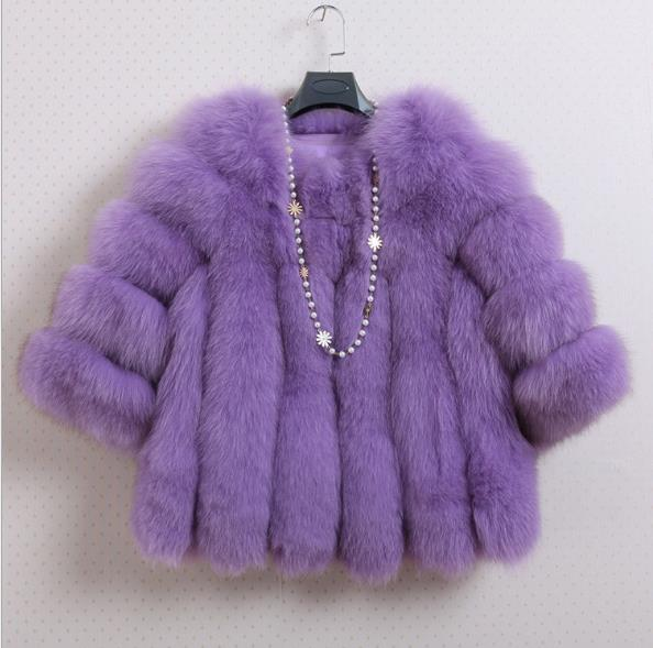 Artificielle Plus Femme La Veste Taille Furry Manteau Fourrure Femmes De Z340 2018 Faux Hiver Outwear nxYvqATwg