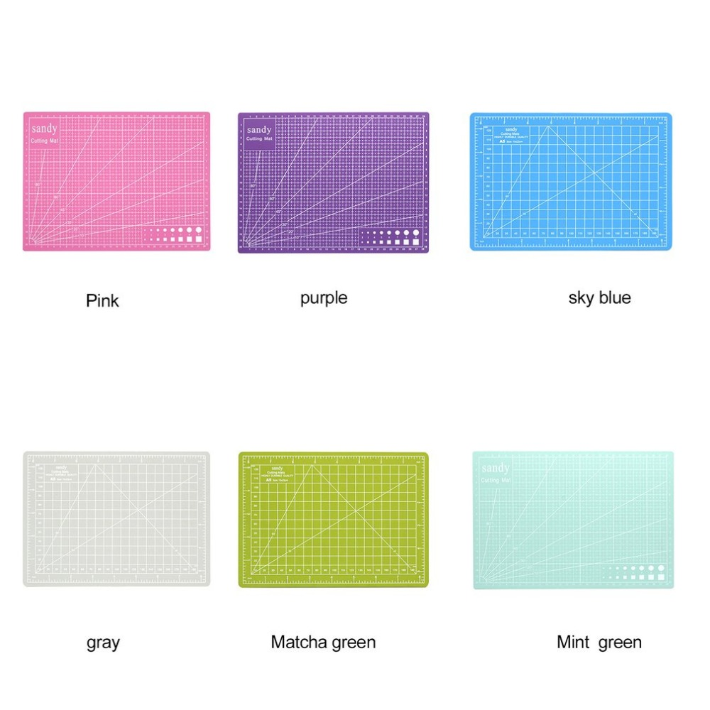 A3 Cutting Mat Cutting Underlay A3 Cutting Board Cutting Plate Handmade Tool For Hand Form Block Durable PVC Material Dropship