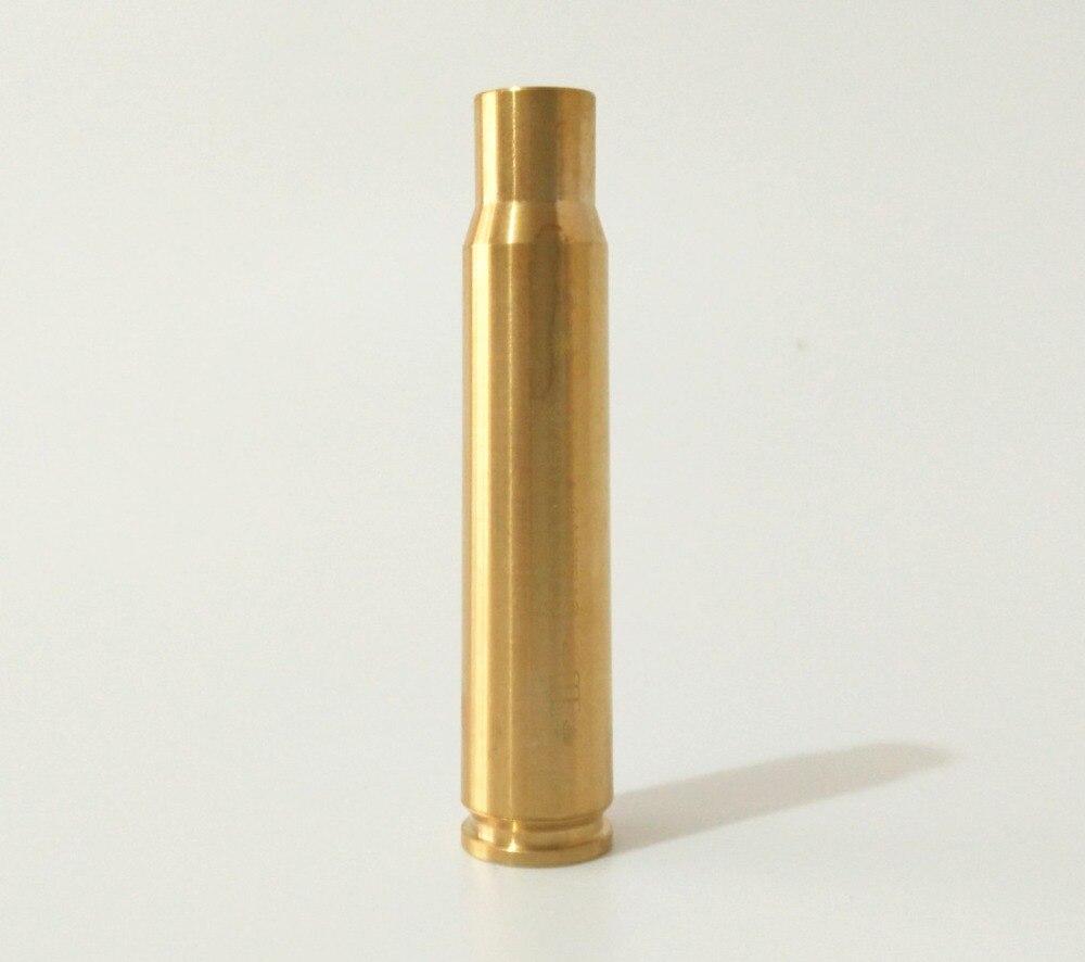 Tactical Caccia CAL: 8x57 Cartuccia JS Red Dot Laser Gun Sight Foro Sighter Boresighter