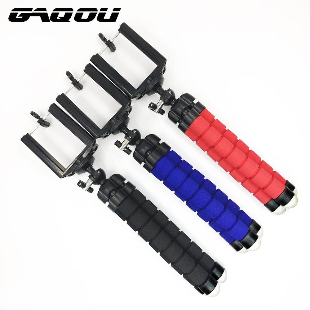 GAQOU 3 en 1 Con Control Remoto Mini Soporte Flexible para Teléfono - Cámara y foto - foto 6