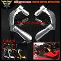 "For Suzuki HAYABUSA/GSXR1300 B-KING GSR750/GSX-S750 7/8"" 22mm CNC Motorcycle Handlebar Brake Clutch Levers Protector Guard"