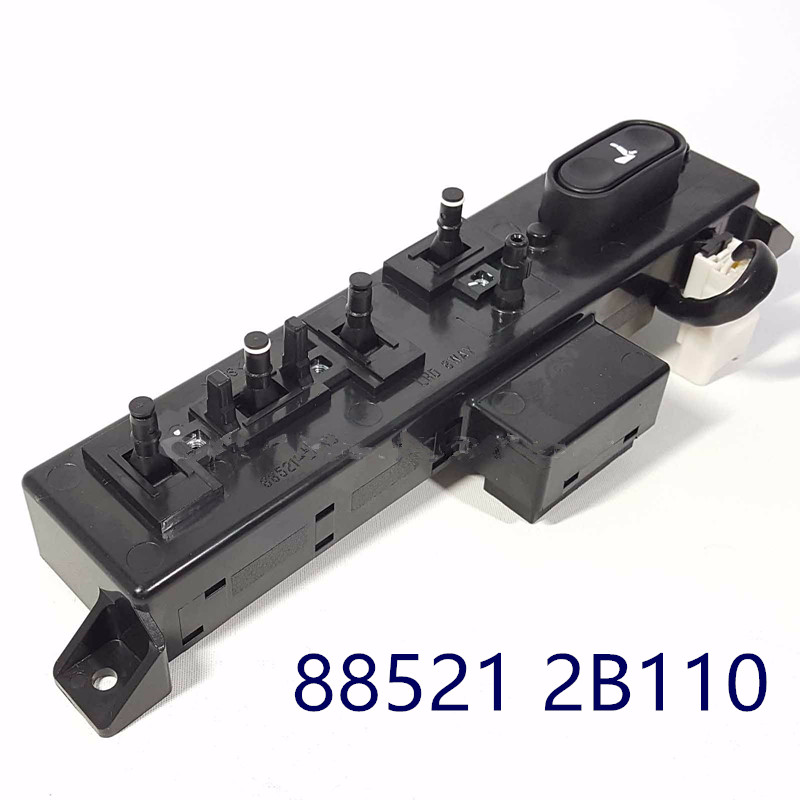 Genuine left seat adjustment switch adjust power seat switch for hyundai Santa Fe 2005 2009 885212B110