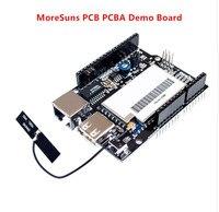 10PCS Linux,WiFi, Ethernet,USB,All in one Yun Shield Compatible for Arduino Leonardo,UNO,Mega2560,Duemilanove Development board