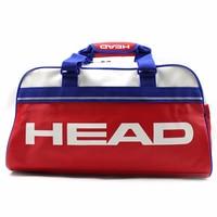 PU Leather Novak Djokovic Tennis Racket Bag Waterproof Tactical Single Shoulder Sports Backpack With Independent Shoes Bag