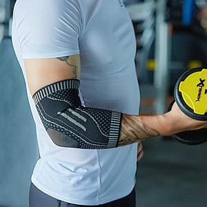 2Pcs Elbow Support Nylon Compr