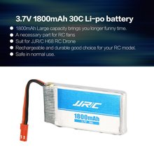 JJR/C 3.7V 1800mAh 30C 2S Li-po Rechargeable Battery Spare Parts Accessories for