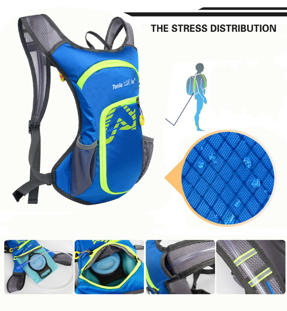 Outdoor Waterproof Climbing Bag