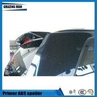 High Quality ABS Primer Color Rear roof Spoiler For Grand Vitara 2006 2015