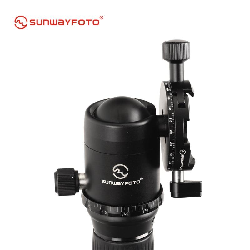 DSLR камерасына арналған SUNWAYFOTO FB-36IIDDHi - Камера және фотосурет - фото 5