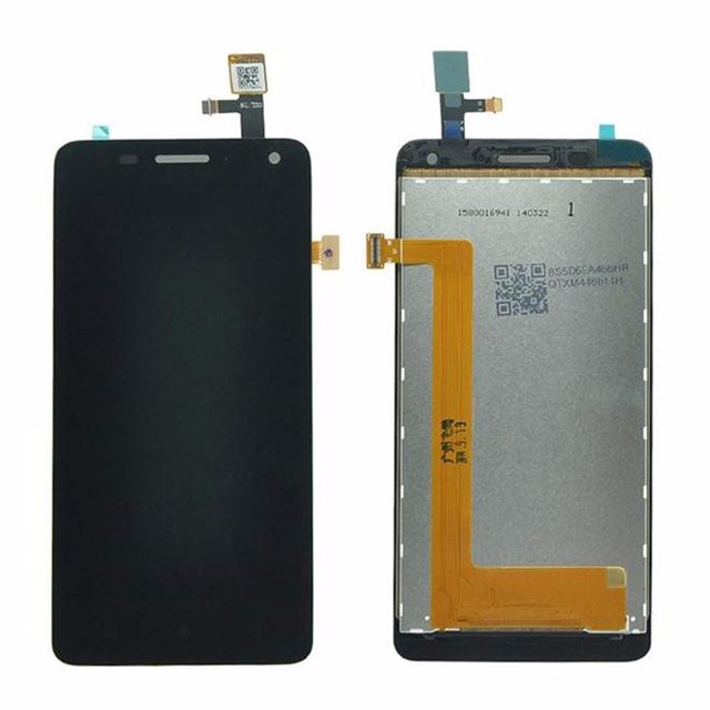 Оригинальный Для lenovo S660 ЖК-дисплей Дисплей с Сенсорный экран планшета Ассамблеи черный