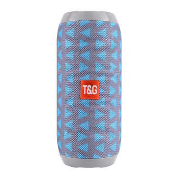 TG117 Wireless Bluetooth portable Speaker Stereo Subwoofer column loudspeaker+TF Built-in Mic Bass FM MP3 Sound Boom Box - DISCOUNT ITEM  32% OFF All Category