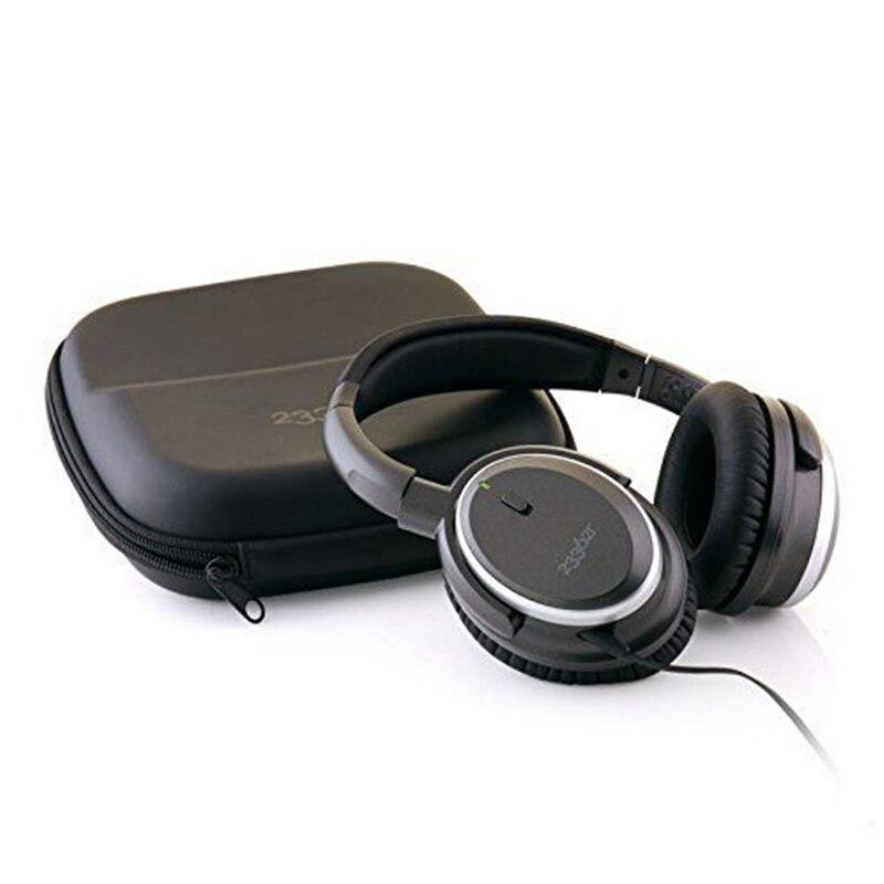 233621 H501 Actieve ruisonderdrukkende hoofdtelefoon Over Ear HiFi - Draagbare audio en video - Foto 4
