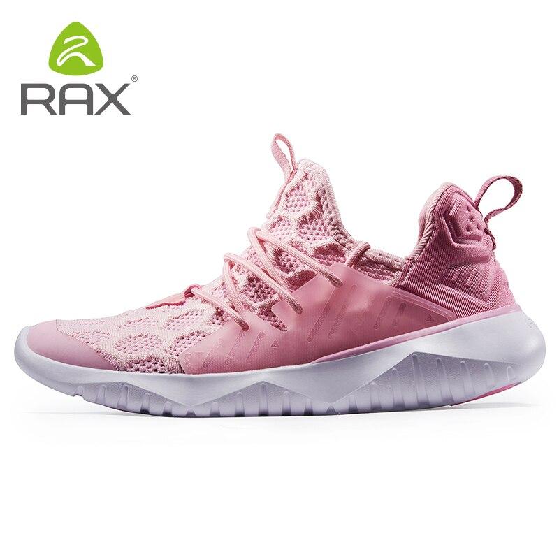 RAX nouvelles femmes chaussures de course en plein air respirant sport baskets femmes léger Gym formateurs chaussures Jogging Yoga chaussures