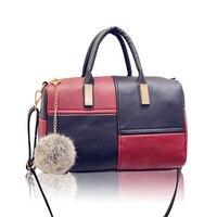 Fashion Patchwork Pillow Handbags Hot Sale Women Evening Clutch Ladies Party Purse Famous Brand Shoulde Bags