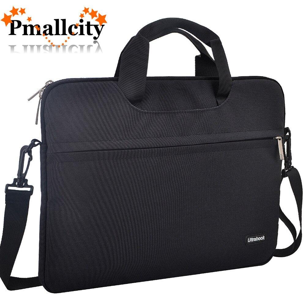 2018 Brand Laptop Bag 15.6 14 13 12 11.6 inch Notebook Shoul